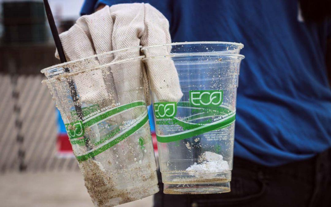 """Qualcuno sogna un mondo sommerso di imballaggi """"compostabili"""" ?"""
