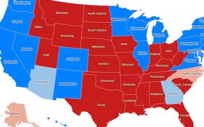 Elezioni USA, Specchio del mondo